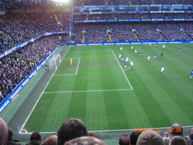 Chelsea v Reading
